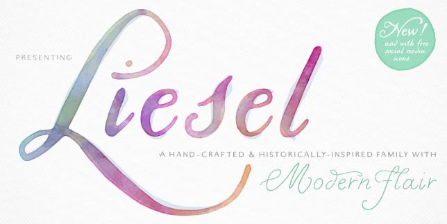 Liesel (Magpie Paper Works)