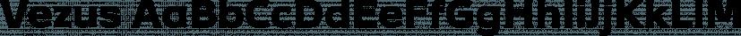 Vezus font family by Tour de Force Font Foundry