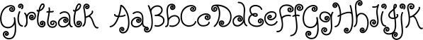 GirlScript font family by Scholtz Fonts