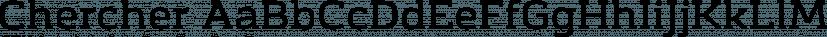 Chercher font family by Stawix