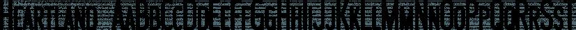 Heartland font family by NREY