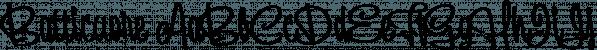 Batticuore font family by Resistenza.es