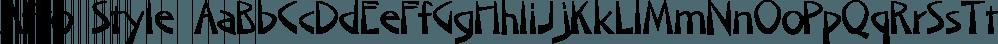 Umkhonto font family by Scholtz Fonts