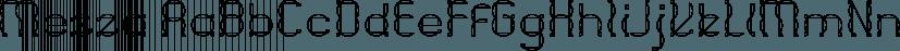 Mezza font family by HeadFirst