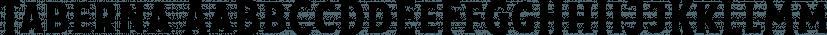 Taberna font family by Latinotype
