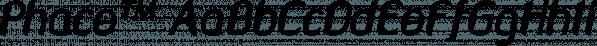 Phace™ font family by MINDCANDY