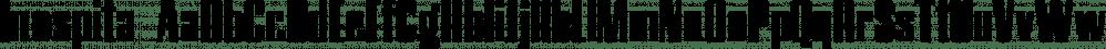 Inospita font family by Intellecta Design