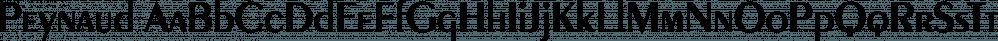 Peynaud font family by FontSite Inc.