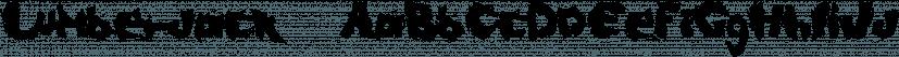 Lumberjack™ font family by MINDCANDY