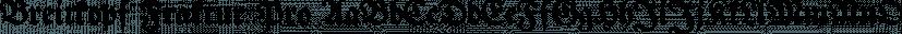 Breitkopf Fraktur Pro font family by SoftMaker