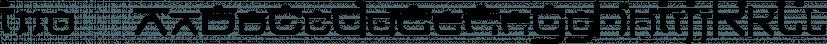 Itto™ font family by MINDCANDY