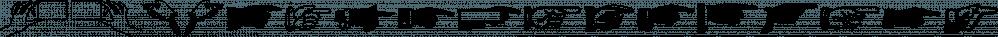 Handy Dandies JNL font family by Jeff Levine Fonts