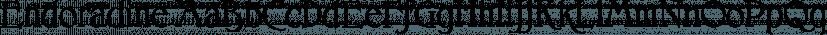 Endoradine font family by Type Associates