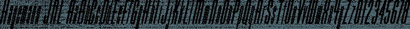 Hagemann JNL font family by Jeff Levine Fonts