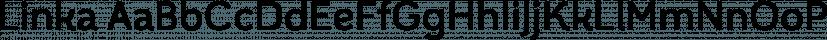 Linka font family by Vanarchiv
