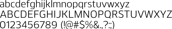 Kobern Font Specimen