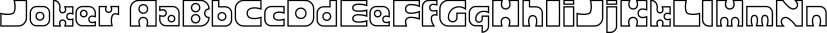 Joker font family by ParaType