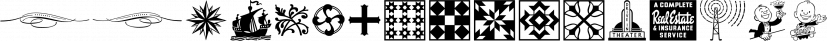 Typesetter Helpers JNL font family by Jeff Levine Fonts