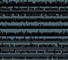 Le Havre 12pt paragraph