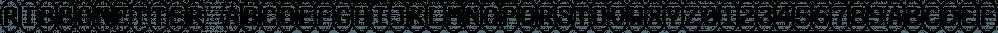 Ribbonetter font family by Ingrimayne Type