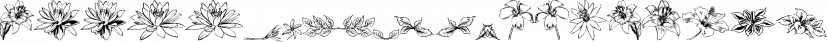 Fleuraloha font family by Wiescher-Design