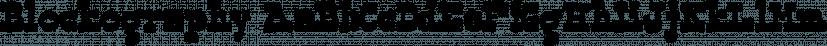 Blockography font family by Måns Grebäck