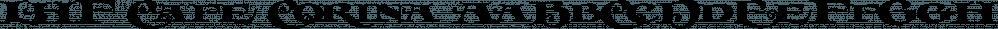 LHF Cafe Corina font family by Letterhead Fonts