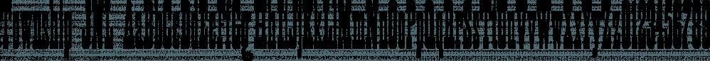 Township JNL font family by Jeff Levine Fonts