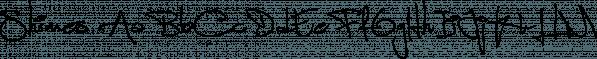 Shimes font family by Måns Grebäck