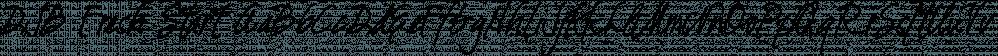 DJB Fresh Start font family by Darcy Baldwin Fonts