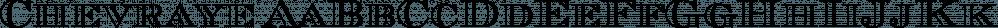 Chevraye font family by FontSite Inc.