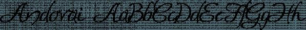 Andovai font family by Eurotypo
