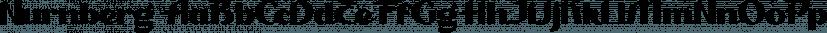 Nurnberg font family by Vintage Voyage Design