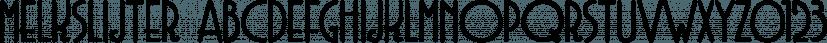 Melkslijter font family by PintassilgoPrints