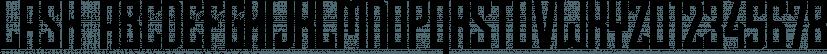 Lash font family by Tugcu Design Co