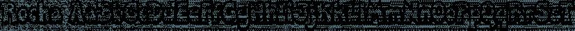 Rocha font family by Eurotypo