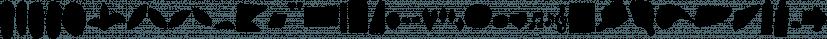 Chronic font family by PintassilgoPrints