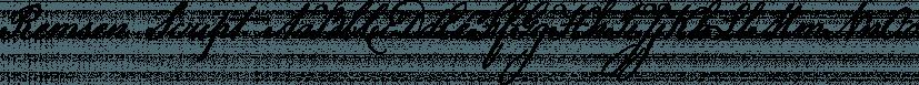 Remsen Script font family by Three Islands Press