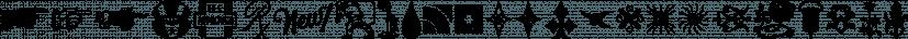 Print Shop Relics JNL font family by Jeff Levine Fonts
