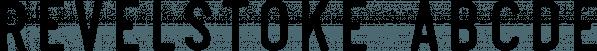 Revelstoke font family by Rook Design Supply