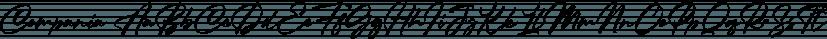 Compania font family by Letterhend Studio