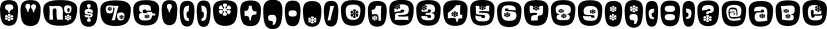 Blackcurrant font family by Device