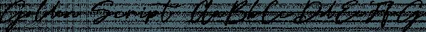 Golden Script font family by Skyla Design