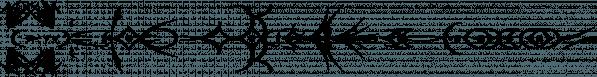 Contamination™ font family by MINDCANDY