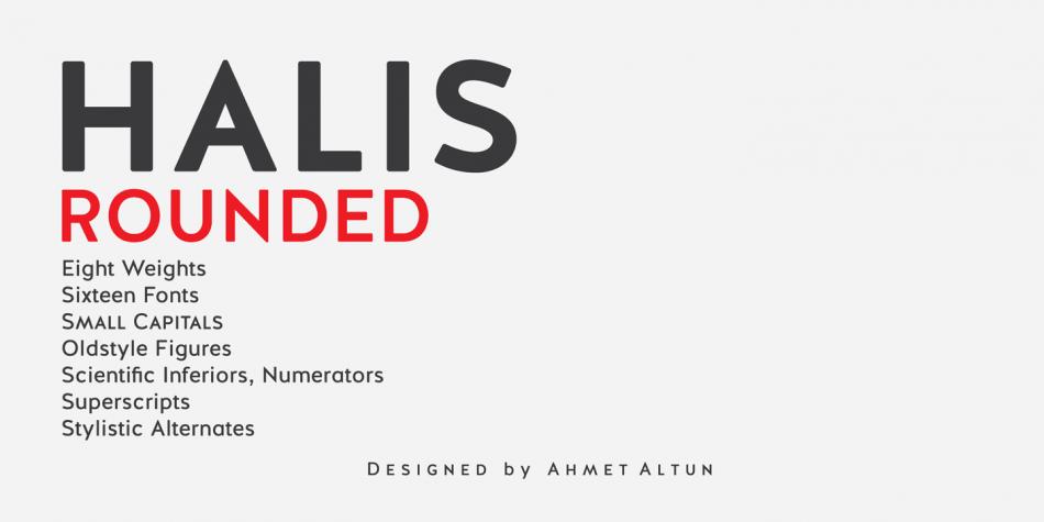 halis rounded