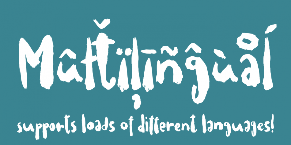Download Drillepind Font Family