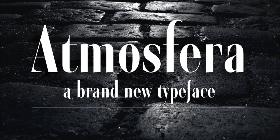 Download atmosfera Font Family