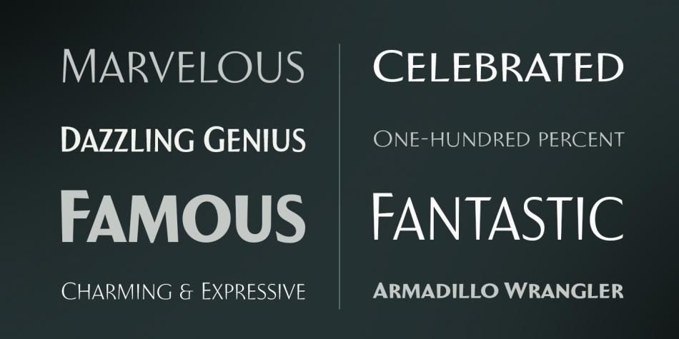 Download Sabler Titling Condensed Font Family