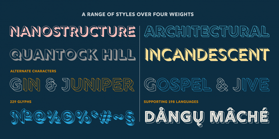 Download Rig Solid Font Family