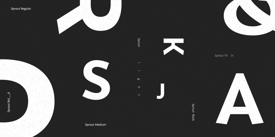Download Sprout Font Family